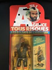 Agence Tous Risques, A-Team, Mr T, BARRACUDA.