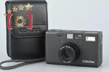 Very Good!! CONTAX T3 Black 35mm Point & Shoot Film Camera