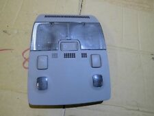 AUDI A4 B6 INTERIOR FRONT ROOF LIGHT IN GREY 8E0951177 2001 > 2005
