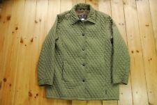 Ladies L209 Barbour Micro Fibre Tailored Quilt Jacket UK 14
