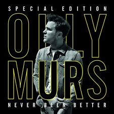 OLLY MURS - NEVER BEEN BETTER 2 CD NEW+