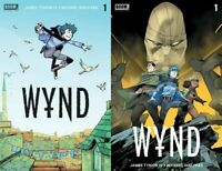 🔥🔥 WYND #1 (BOOM,2020) LOT OF 2 REGULAR COVER MORA & DIALYNAS -TYNION  🔥🔥