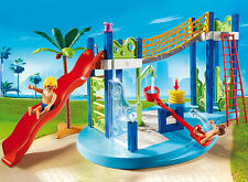 PLAYMOBIL® 6670 Water Park Play Area - NEW 2015 S&H FREE - Not available in USA