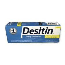 Desitin Daily Defense Diaper Rash Cream 4.8 oz.