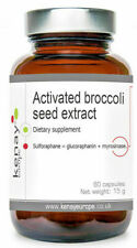 ACTIVATED BROCCOLI SEED EXTRACT STANDARDIZED TO GLUCORAPHANIN 10%  60 CAPSULES