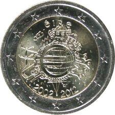 Pièces euro de l'Irlande Année 2012