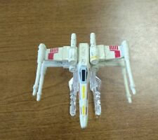 Star Wars Hot Wheels Starships Luke Skywalker Red 5 X-Wing Fighter DieCast