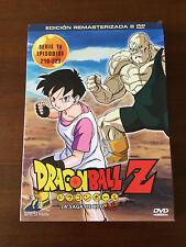 DRAGON BALL Z VOL 27 - 2 DVD CAP 216 A 223 -200 MIN - REMASTERIZADA SIN CENSURA