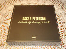 OSCAR PETERSON Exclusively for my Friends Audiophile MPS 6 LP STEREO BOX SEALED