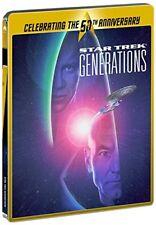 STAR TREK 7 - GENERAZIONI  STEELBOOK   BLUE-RAY