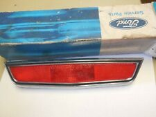 NOS 1968 Ford Galaxie Rear Body Reflector RH C8AZ-13380-B
