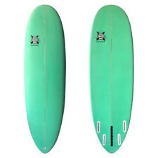 """The Soul Carver Funboard Epoxy Surfboard Poly 6' x 21.5"""" x 2.75"""" by JK 6ft"""