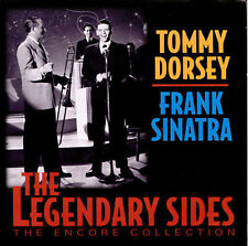 TOMMY DORSEY FRANK SINATRA Legendary Sides CD
