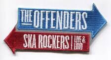 OFFENDERS SKA ROCKERS PATCH (MBP 209)