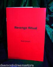 THE REVENGE RITUAL. Basil Crouch / Le Croix, Occult, Finbarr. Magick, Grimoire