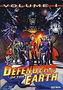 Defenders of the Earth - Vol. 1 ( Kinder-Zeichentrick ( Marvel Prod.( 7 DVDs )))