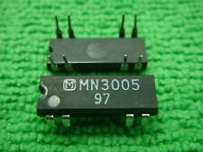 2pcs OEM MN3005 IC Chips 4096-STAGE LONG GUITAR EFFECTS PEDAL DELAY BBD IC's