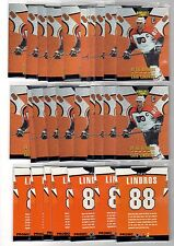 1X ERIC LINDROS 1996-97 Pinnacle By The Numbers #14 PROMO SAMPLE Lots available