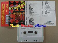 MC BONEY M 32 SUPERHITS the best of 10 year 1986 stylus no cd lp vhs dvd