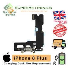 Iphone 8 Plus Base Usb Original Cargador De Puerto De Carga Micrófono Cable Flexible de reemplazo