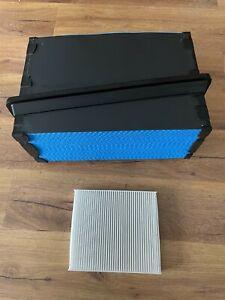 Corrugated Media Air & cabin Filter-- Kenworth T680 & Peterbilt 5799 (LAF67250)
