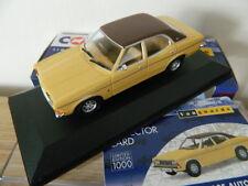 Vanguards Corgi VA10312 Ford Cortina MK3 2000E Automatic Sahara Beige