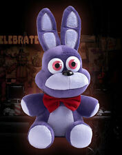 "HOT FNAF Five 5 Nights at Freddy's BONNIE rabbit 10"" Plush Doll Toy Gift"