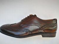 SALE! Hudson London Mens Leather Shoes/Brogues, Size 6 UK, 40 EU