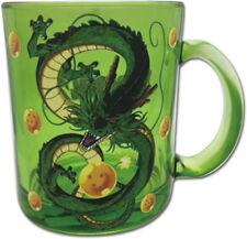 Dragonball Z Shenron Glass Coffee Mug Cup Anime Manga NEW