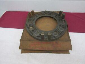 "NOS 1934-1937 Chevrolet  Clutch Pressure Plate 10 1/4"" OD GM 837443   dp"