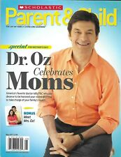 Parent and Child Magazine Dr. Oz Celebrates Moms Nature vs. Nurture Crafts 2011