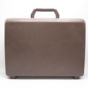 Vintage Samsonite Delegate Hard Shell Briefcase Attache