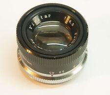 Vivitar 105mm f/4.5 Enlarging Lens M39 Leica Thread