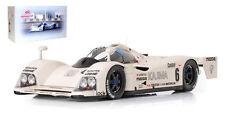 Spark 18S044 Mazda MXR-01 #6 Le Mans 1992-Sala/Yorino/Terada escala 1/18