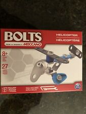 Meccano Bolts (Helicopter)