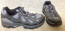 Columbia DogWood Gray Contour Comfort Sneakers Hiking Walking Shoes SZ 9.5- EUC