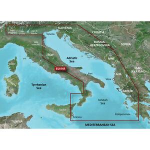 GARMIN BLUECHART® G3 HD - HXEU014R - ITALY ADRIATIC SEA - MICROSD/SD 010C077220
