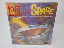 """New Chrome 12"""" Lost in Space Jupiter 2 by Polar Lights - Limited Edition"""