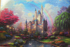 Fantasy Dream Castle Jigsaw Puzzle 1000 piece Intelligence Toy Best Gift