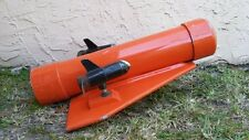 Rare Vintage Diver's Delta Wing Dive Scooter 4 Scuba Diving Display, Untested