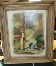 "Chase Webb oil painting ""Fiesole"""