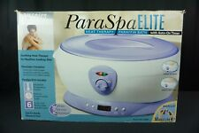 Homedics Paraspa Elite Heat Therapy Paraffin Bath PAR-270 NEW