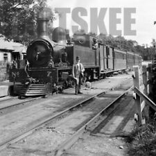 More details for negative ireland cmlr cork and muskerry light railway steam loco 7 peake 1910s