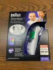 Braun Thermoscan 7 IRT 6520 Digital Ear Therm