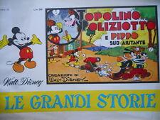 Le Grandi Storie di Topolino n°10 1967 ed. Mondadori [G258]