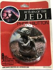 Yoda 1983 Return Of The Jedi