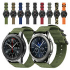Soft Woven Nylon Watch Band Sport Strap For Samsung Galaxy Watch Gear S3 Classic