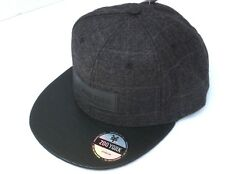 ZOO YORK Snapback Hat Cap Baseball One Size Skater Hat Flat Bill New!! Type 2