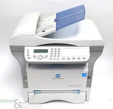 Konica Minolta 1600f mfp Laserdrucker sw gebraucht