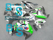 White Glossy INJECTION Fairing Fit HONDA CBR1000RR 2009 2010 2008-2011 60 A1